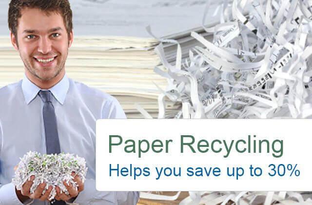 Paper Shredding, Document Destruction Services, Cardboard & Paper