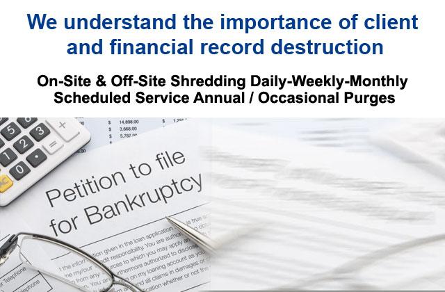 shredding document destruction for attorneys law offices orange