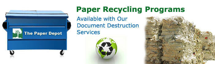 Paper Recycling Company Orange County